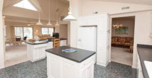 Sheps Quarters Spacious kitchen