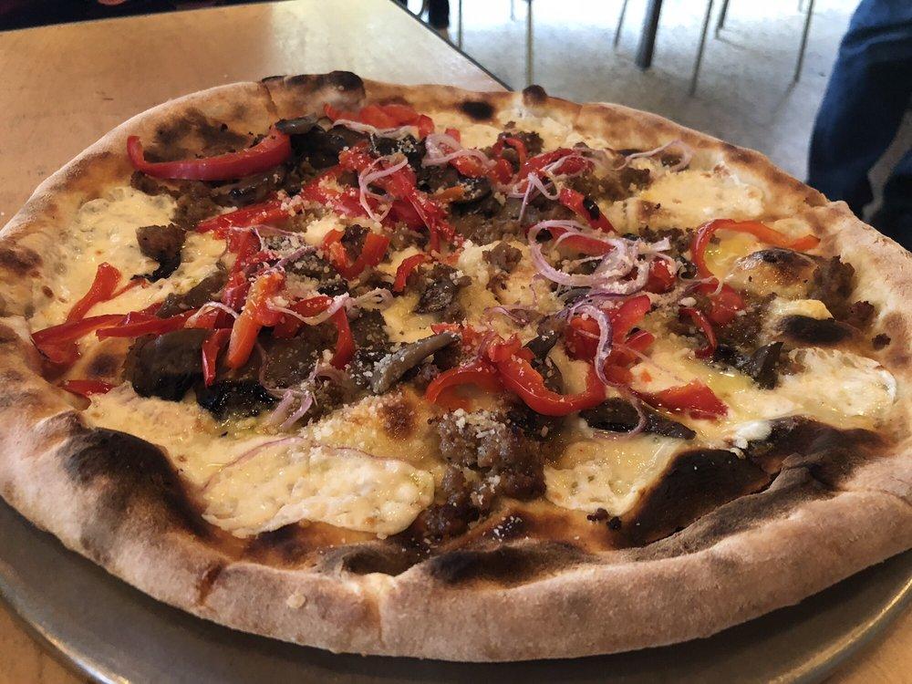 Pizza Nono Salt Lake City 9th & 9th