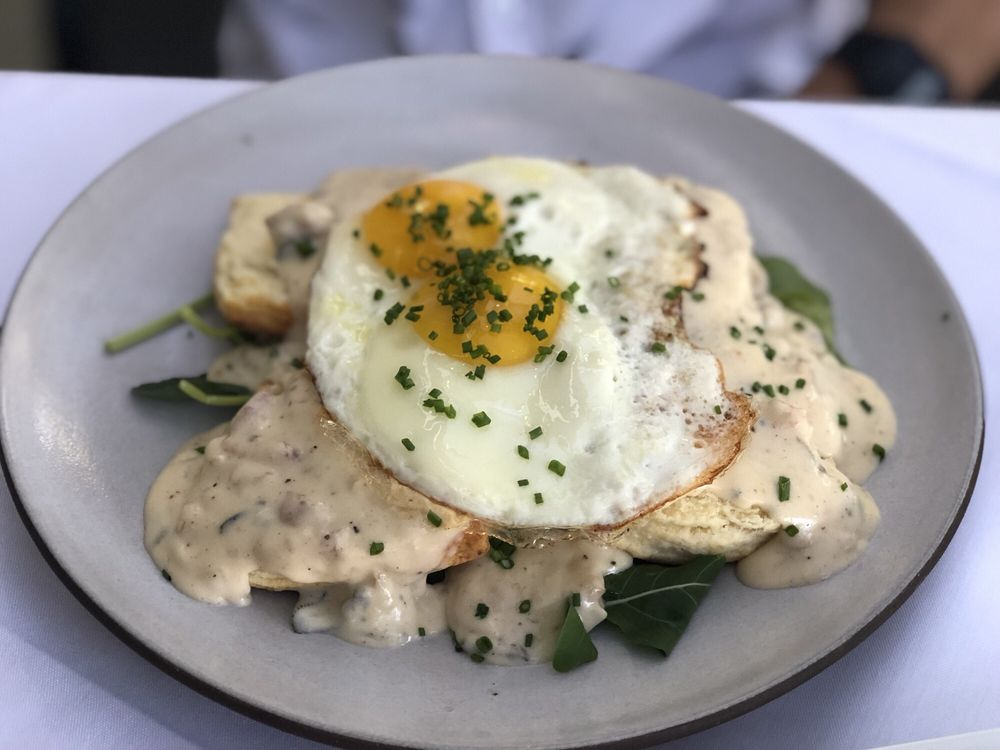 Biscuits & Gravy from Provisions in Salt Lake City