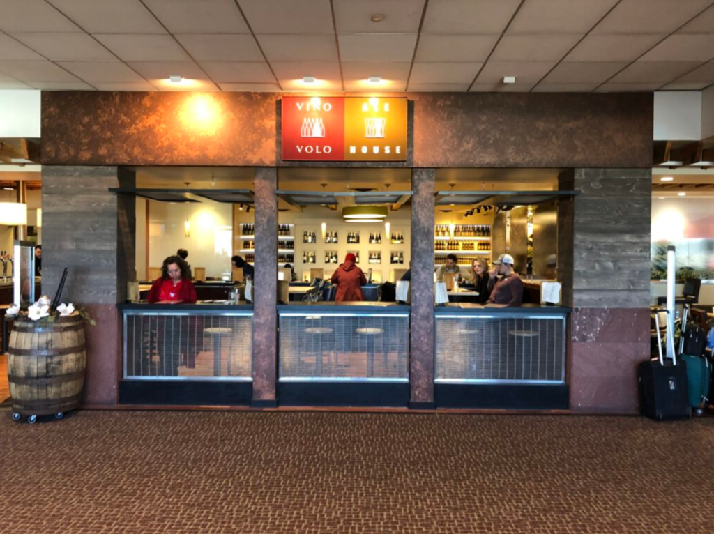 best restaurants in the salt lake city airport