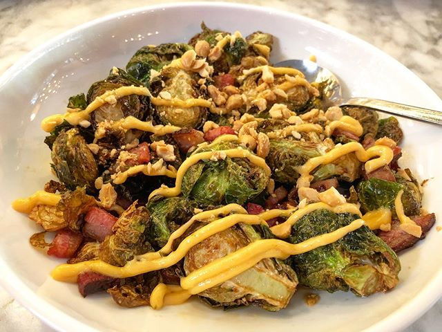 best brussels sprouts in salt lake city