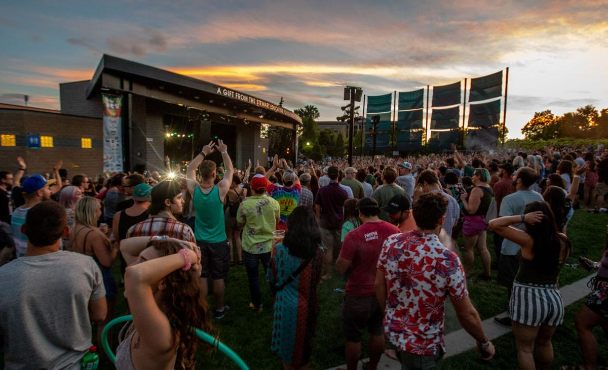 Ogden Twilight Concert Series, Outdoor Concerts in Utah