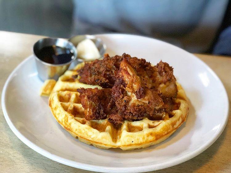 Best Chicken & Waffles in Salt Lake City