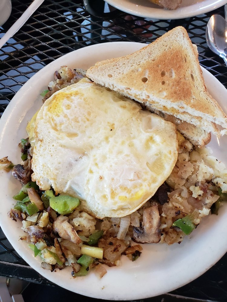 Park Cafe - Best Diner Breakfast in Salt Lake City