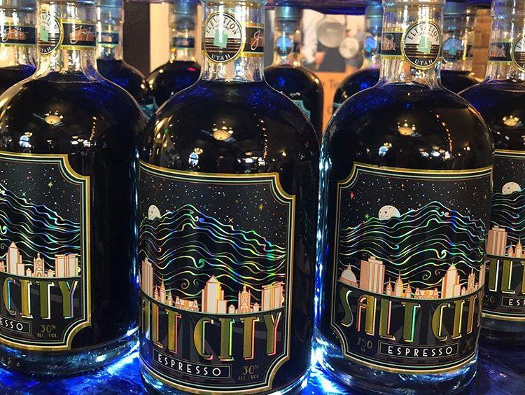 Best Utah Distilleries