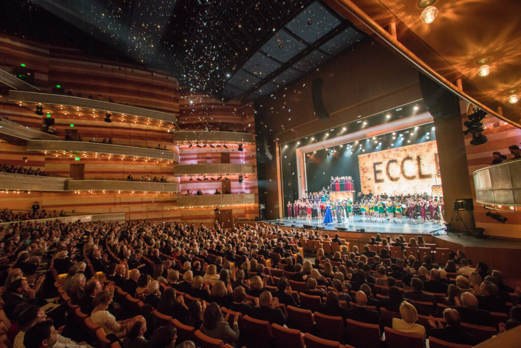 Eccles Theater- Salt Lake City Concert Venue