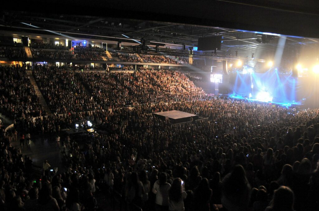 Maverik Center - SLC Concerts