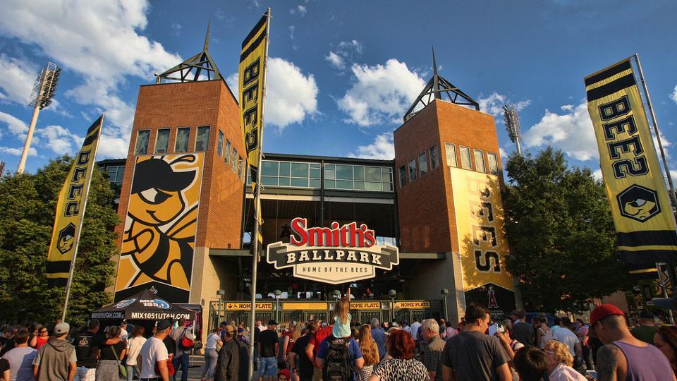 Best Ballpark Restaurants Salt Lake City Utah