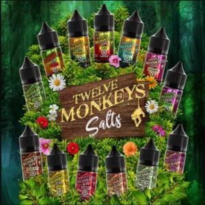 Twelve Monkeys Salts