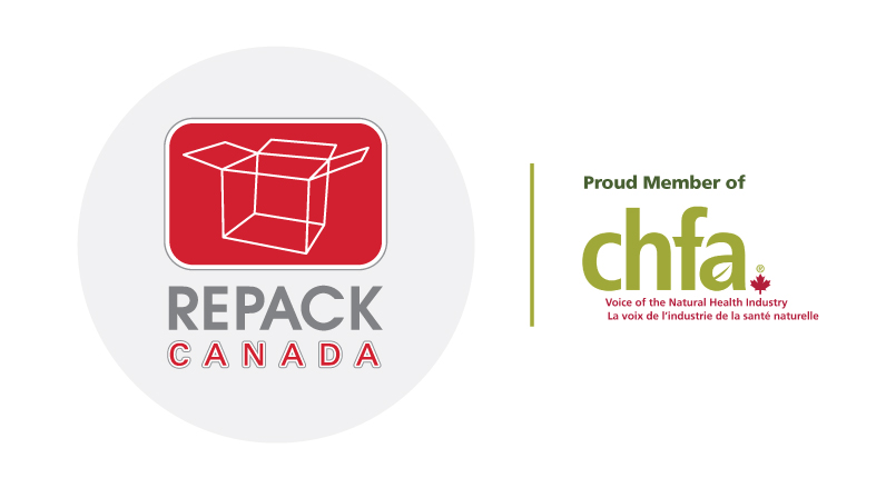 LOGOS - Proud member of CHFA Repack Canada