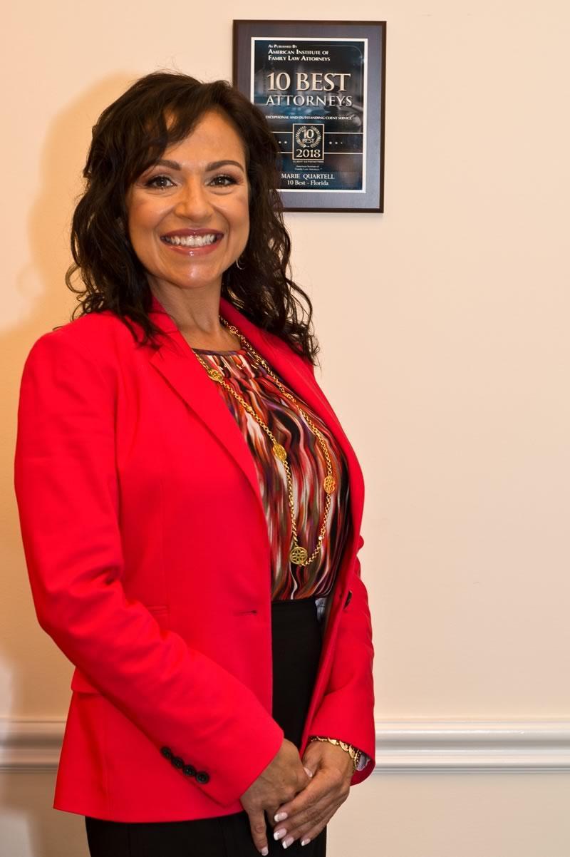 Marie Quartel Calla Legal Marriage Dissolution