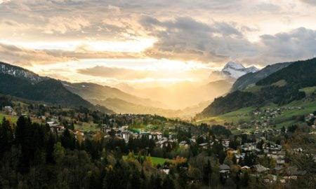 The Alp's Four Seasons Megève