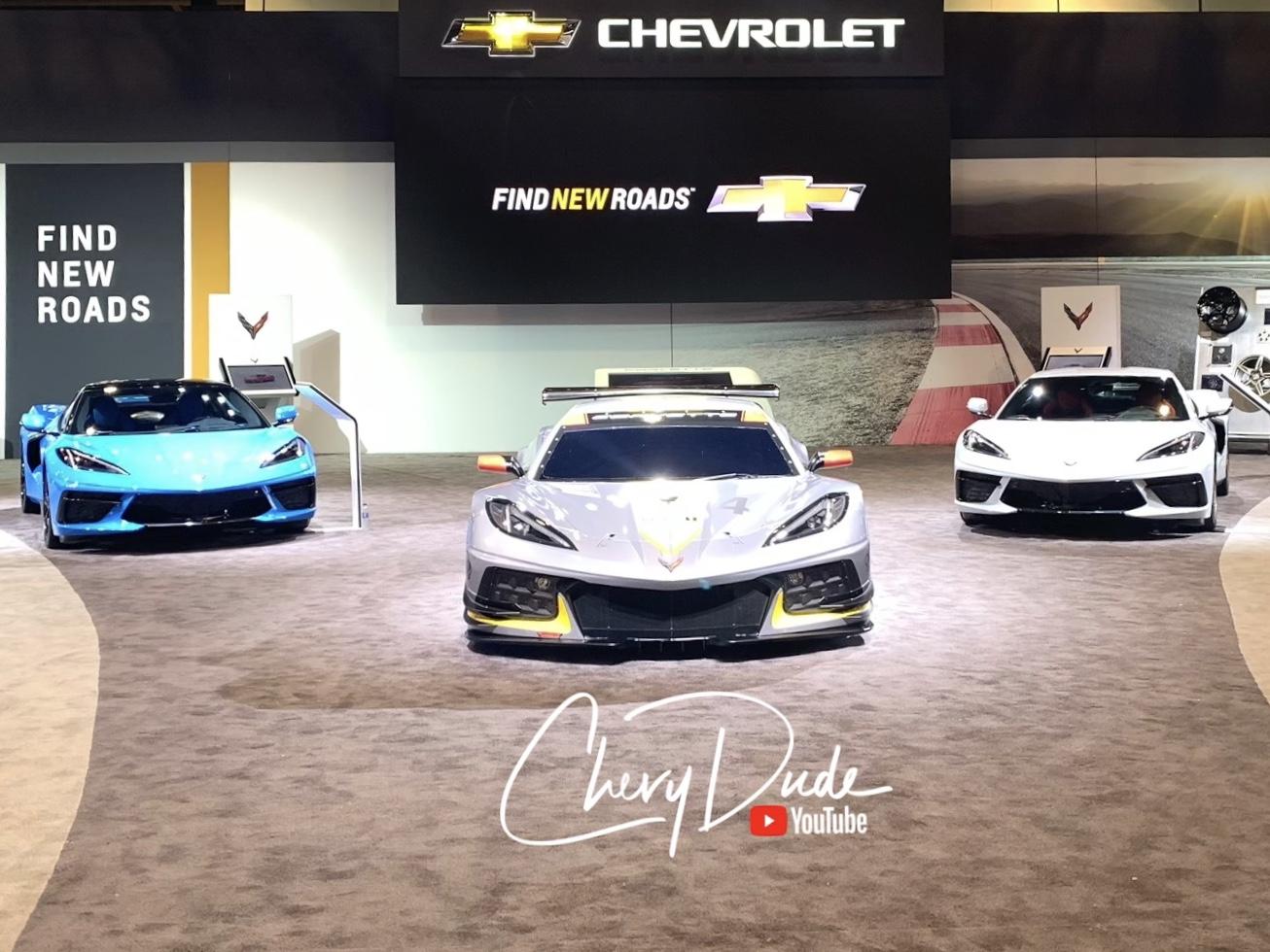 2020 Corvette Auto Show Appearance list. - Louisville ...