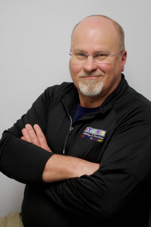 Mark Fyten, Up Front Co-host