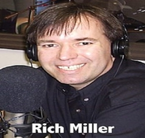 Rich Miller, host of Power Source Country Saturdays 10pm-12am; Sundays 6-8pm