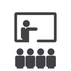 Image of a training icon