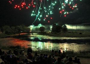 Wa Du Shuda Days Fireworks