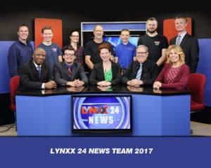 Lynxx 24 News Team