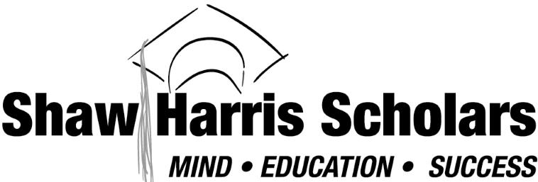 Shaw-Harris Scholarship Fund