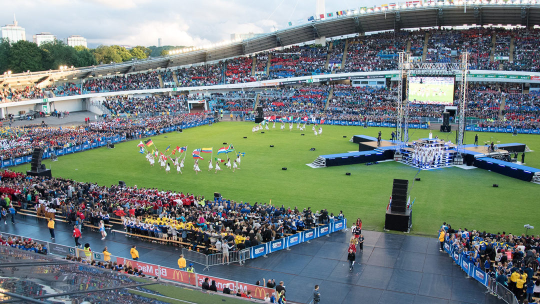 5 Reasons YOU should Travel to the Gothia Cup!