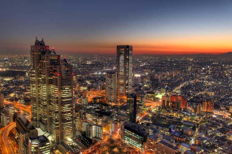 tokyo-night-view