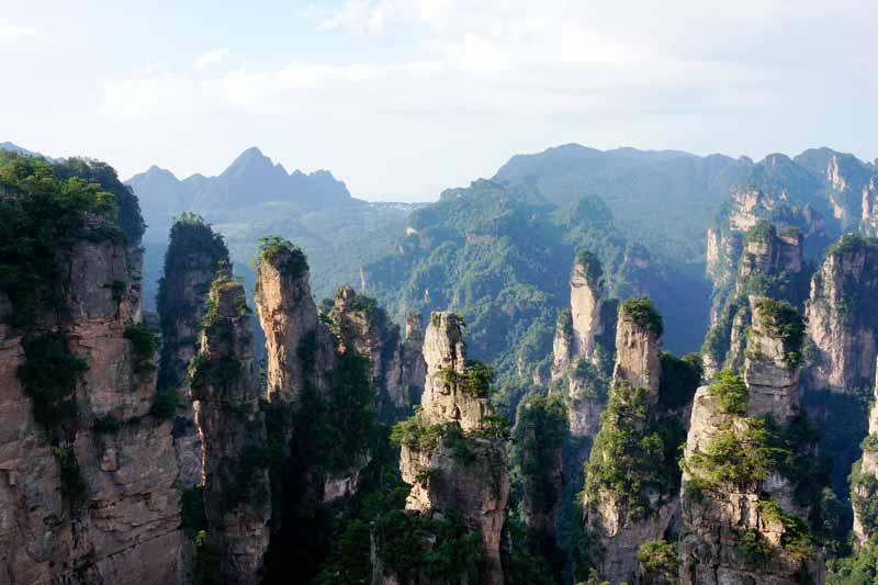 Zhangjiajie-(2)