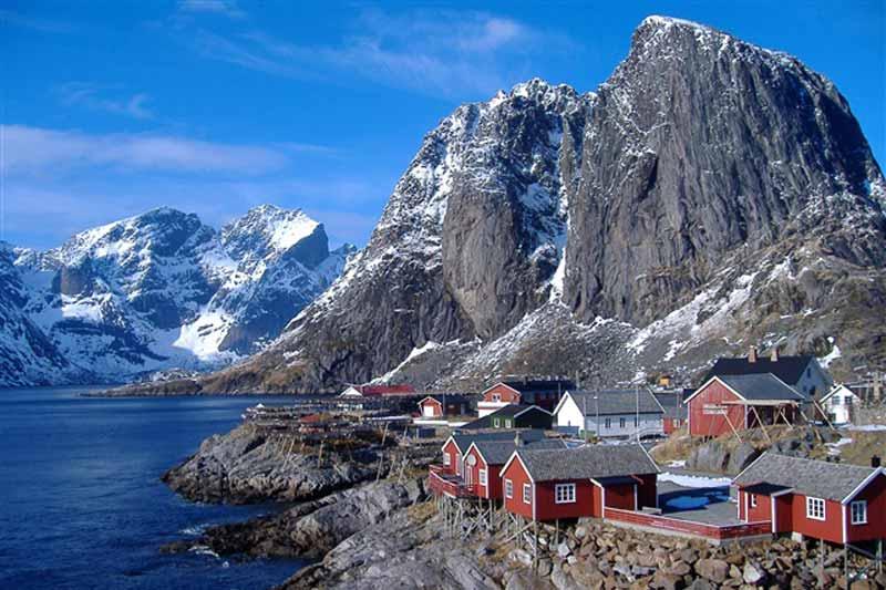 Norway-Lofoten-islands