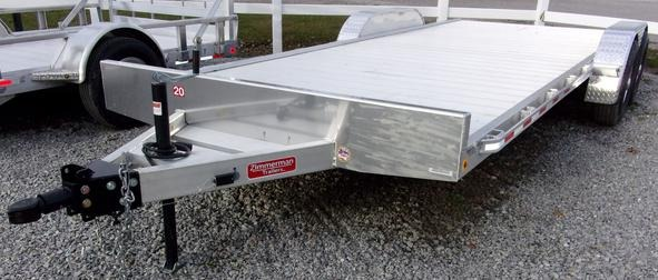 Aluminum Trailer And Truck Beds