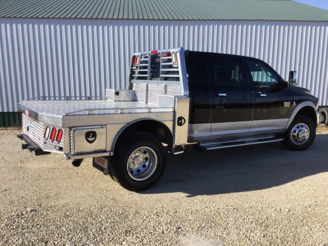 Zimmerman Ranch Master Truck Body