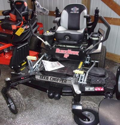 Black Hawk Zero Turn Mower