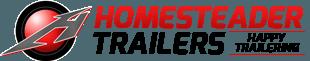 homesteader trailer logo