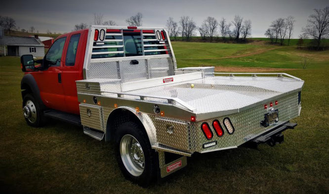 Zimmerman Town & Country Truck Body