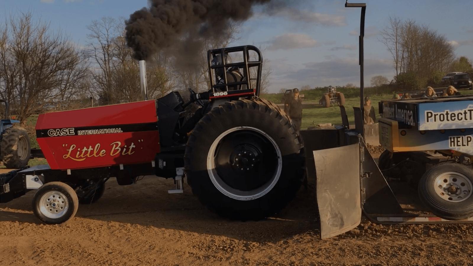 Jerry Tadlock Tractor Pull