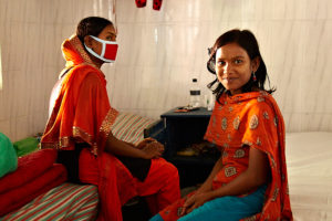 TB clinic in Bangladesh where the shorter TB regimen was developed © Damien Foundation