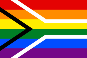 Gay flag of South Africa