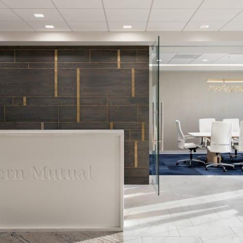Northwestern Mutual office design