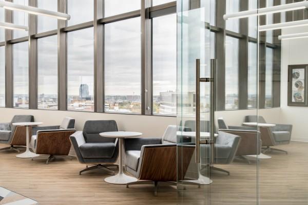 inspiring office space design