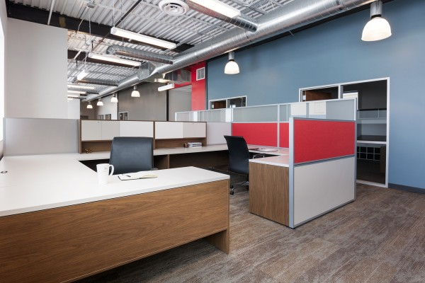 private office space planning