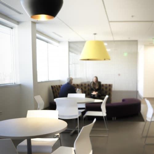 collaborative work space design