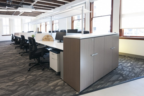 teknion workstations