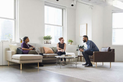 Commerical Office Furniture - Human-Centered Design