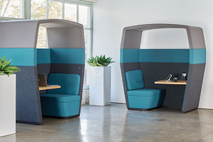 Collaborative Workspace Design - privacy please