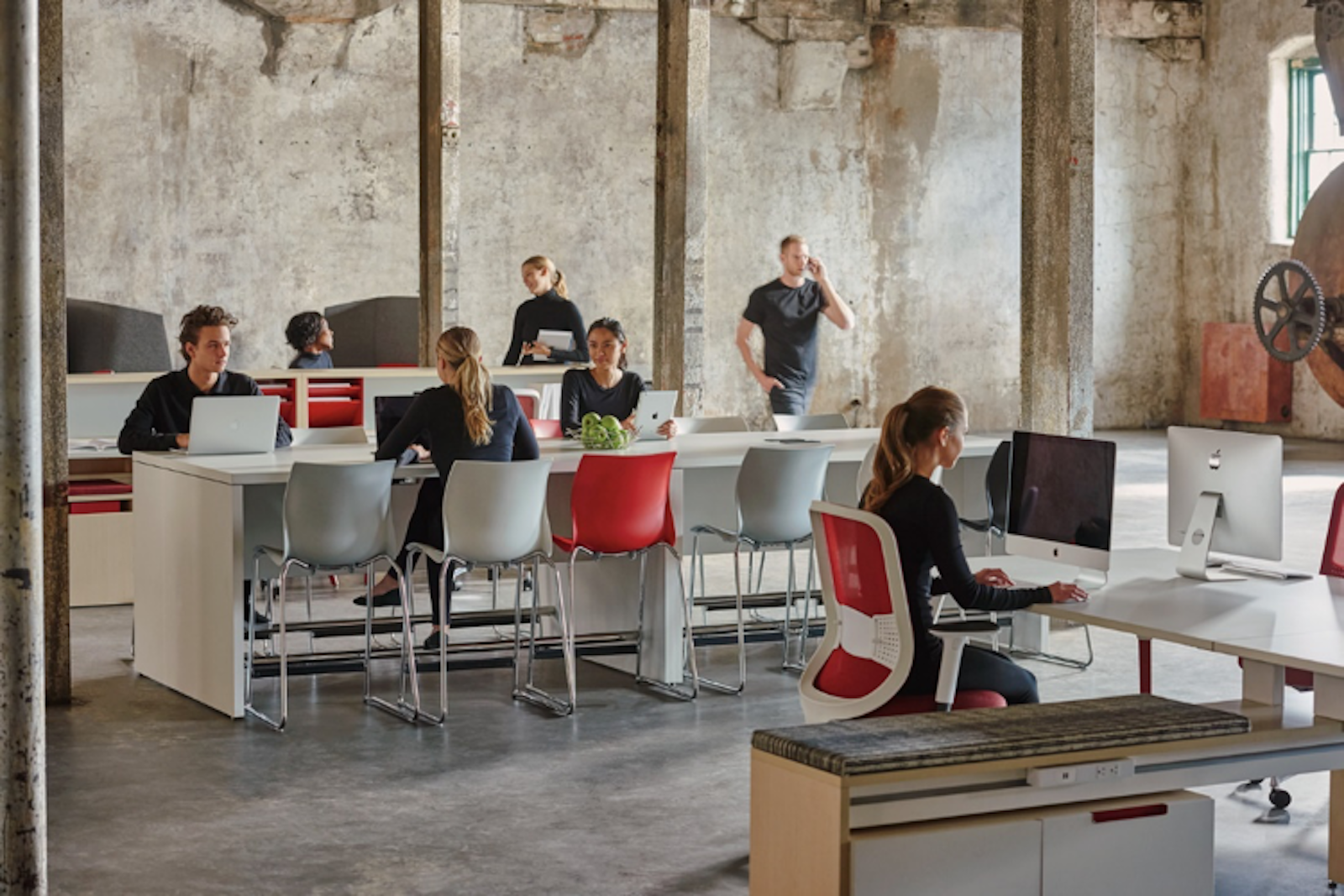 The Pros and Cons of an Open Office Floor Plan