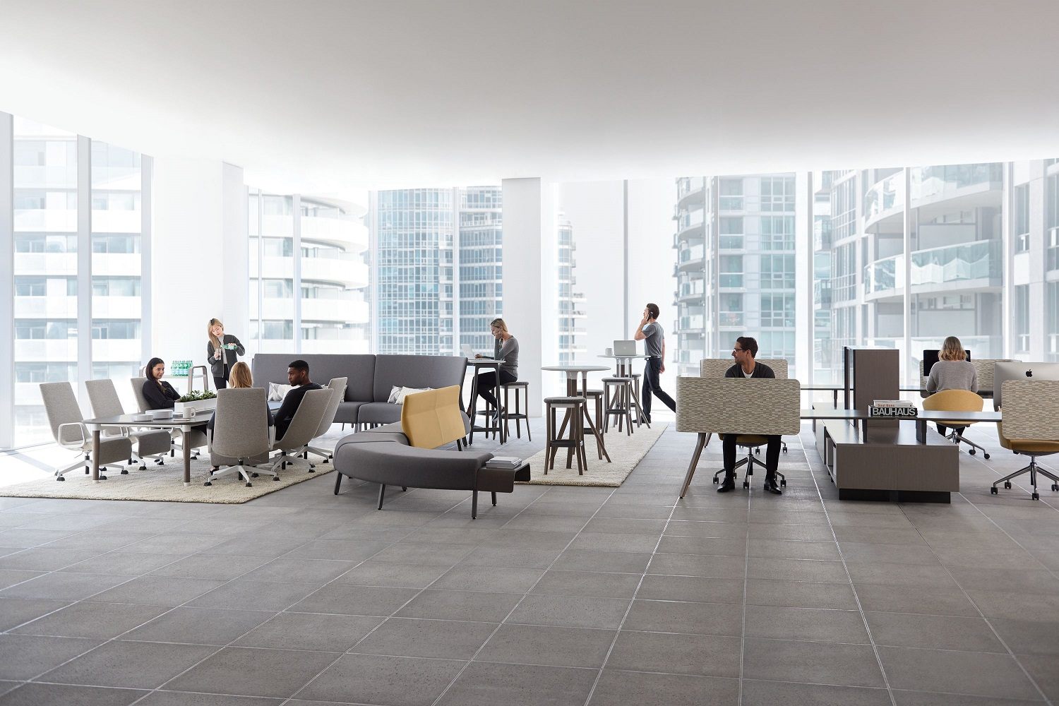 6 Tips to Getting the Most Out of Your Open Office Floor Plan