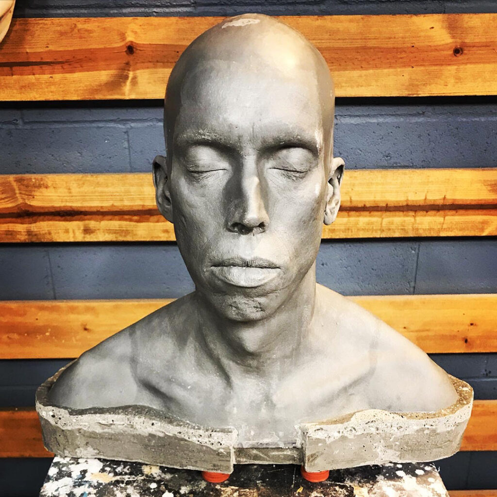 Kevin Keppy Lifecast