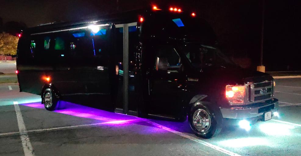 Dicko Transportation 24 Passenger Party Bus (Beast)