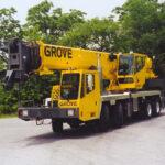 TMS700E 60 Ton