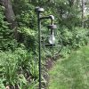 Edison Solar LED Light Post