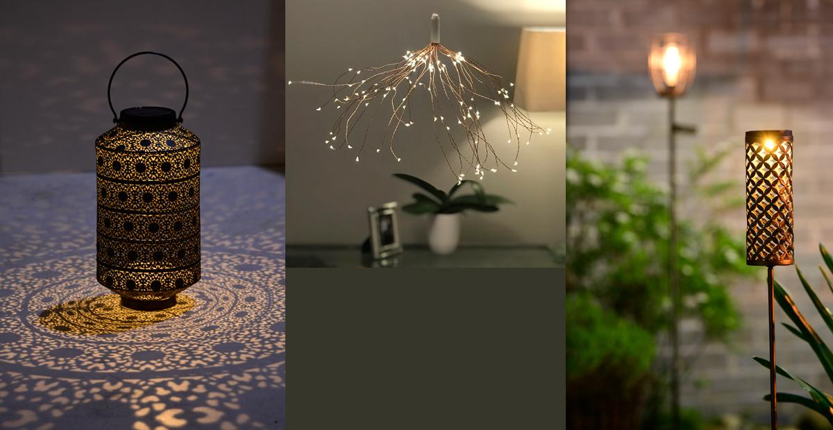 Starburst LED LIghts