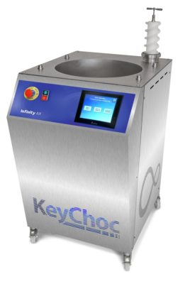Infinity Ax Fully Automatic Continuous Chocolate Tempering Machine Keychoc Ltd